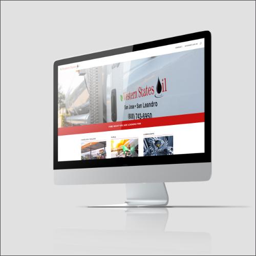 Western States Oil Website